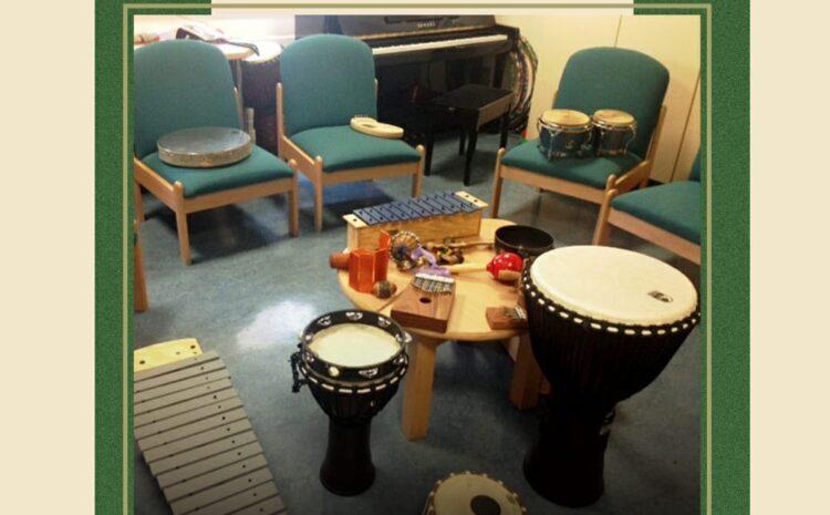 برامج علاج الإدمان: برنامج العلاج بالموسيقى والفن